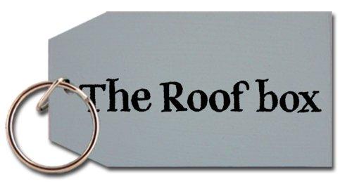 Die Dachbox Angelic Hen Schlüsselanhänger 10x 5,5cm tolle Geschenkidee