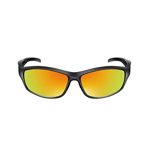 CANDLLY Brillen Damen, Zubehör Im Freien Radfahren Sonnenbrillen Mode Polarisierte Brille Reitbrille Sport Sonnenbrille Erwachsene