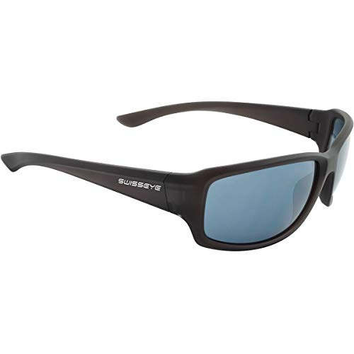 Swiss Eye Freetime Sportbrille Dark Grey/Crystal matt, M