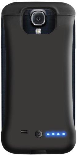 Elbe CARG-SG4 - Funda cargador con batería para Samsung Galaxy S4, color negro