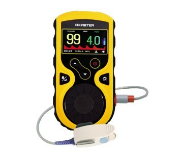 Handheld-pulsoximeter (Heal Force Prince 100E Handheld-Pulsoximeter mit Adult Probe)