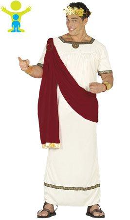 Disfraz de Emperador Augusto adulto