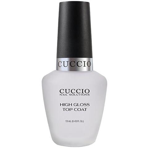 Cuccio Fast Dry High Gloss Top Coat 13ml