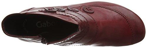 Kurzschaft Kurzschaft Sport Gabor 55 Damen Rot red Stiefel dark Sport Damen Gabor 6YqwdaRa