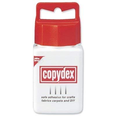 Copydex 260920 Kraftkleber auf Wasserbasis, Latex-Kleber, 125 ml