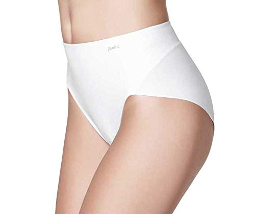JANIRA Vientre Plano Secrets Cotton - Blanco - M