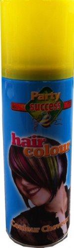 1 x Color Haarspray Haar Spray, Fb.:gelb (Haarspray Gelb)