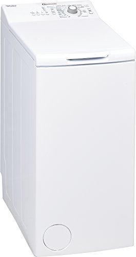 Bauknecht WAT Prime 552 SD Waschmaschine TL / A++ / 161 kWh/Jahr / 1200 UpM / 5,5 kg / Kurz 15 schnelle Wäsche in 15 min /Mengenautomatik