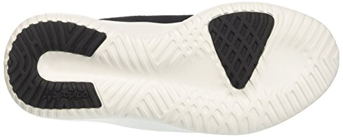 adidas Tubular Shadow Knit, Sneaker a Collo Basso Uomo Nero (Core Black/Utility Black/Vintage White)