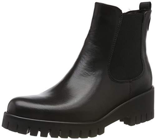 Tamaris Damen 1-1-25461-23 Chelsea Boots, Schwarz (Black Leather 3), 40 EU