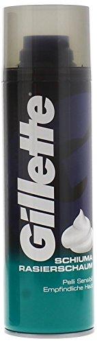 Gillette Shave Foam Sensitive - 300 ml