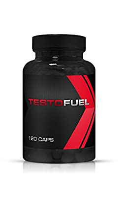 TestoFuel–120Capsules–Muscle Development–Testosterone Booster Testo Ultra Push by Varg Power