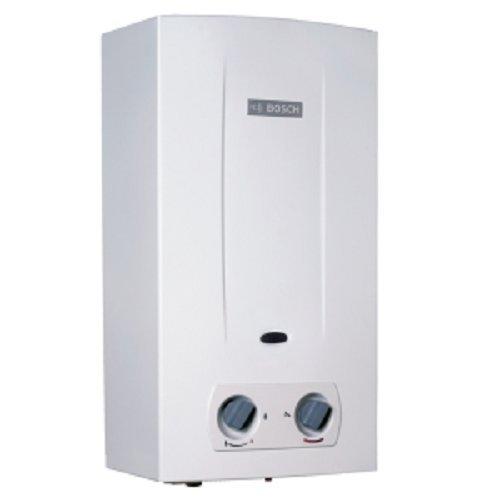 Bosch 7736504169 Scaldabagno Metano Camera Aperta, Bianco