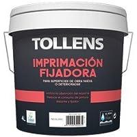 TOLLENS - TOLLENS IMPRIMACION FIJADORA INCOLORO 10 LT