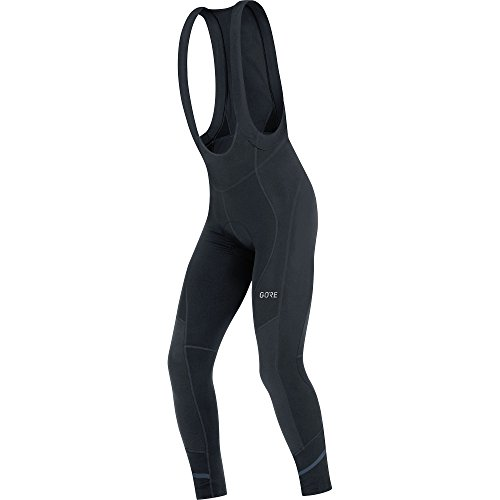 Gore Wear C5 Thermo e Salopette Uomo Nero M