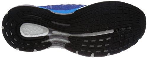 adidas Supernova Sequence Boost 8, Sneakers basses homme bleu (Blue/Blue/Solar Blue2 S14)