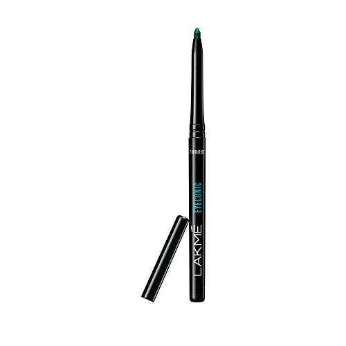 Lakme Eyeconic Kajal, Turquoise, 0.35 g