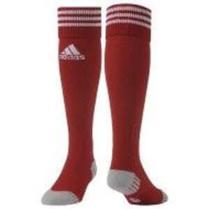 adidas Adisock 12 Sockenstutzen rot/weiß, 3 (Gr.40-42)