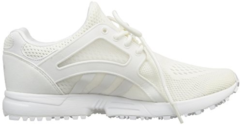 adidas Racer Lite, Sneakers Basses femme Blanc (Ftwr White/Ftwr White/Ftwr White)