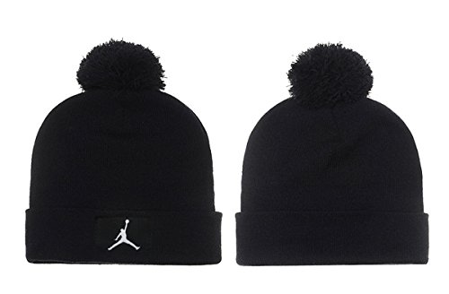 Jordan Beanies Hat Adjustable Hat Unisex Fashion Cool Snapback Baseball Cap Black 15 One Size