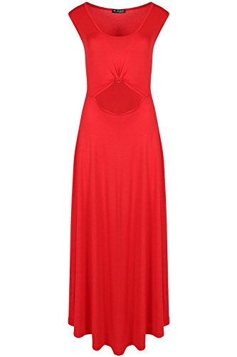 Be Jealous -  Vestito  - Senza maniche  - Donna Red