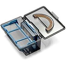 SHUFAGN,Práctico y robótico Aspirador colector de Polvo para ILIFE V3 V5 X5 V5 Pro