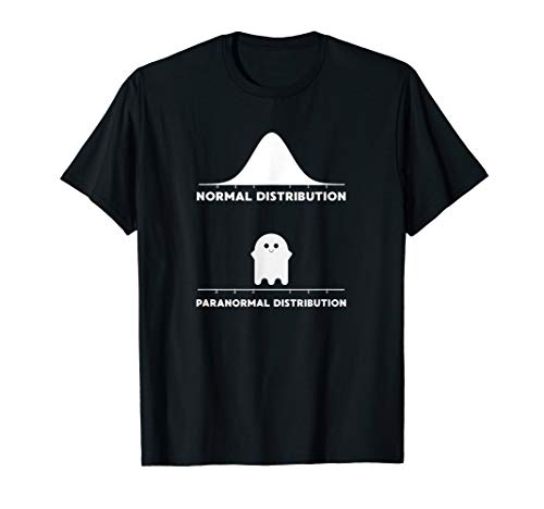 - Paranormal Distribution Funn T-Shirt ()