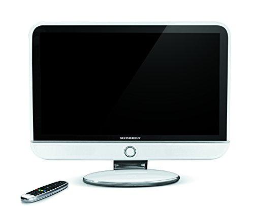 Schneider TV Led 32 LED32WHT Feeling´s, FHD, USB, 3 hdmi, dvb-t, Blanco, scart + VGA + a/v Input, 89º