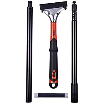 Sky Scraper Roof Cleaning Moss Removal Scraping Tool