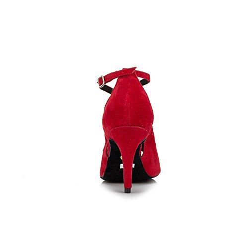 Miyoopark - Ballroom donna Red-8.5cm heel