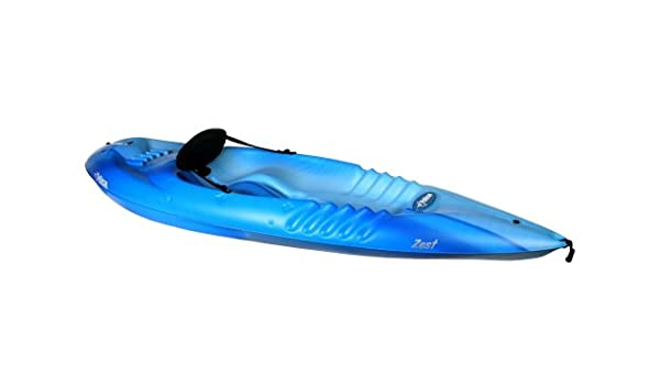 Pelican Boats Zest Sit-On-Top Kayak: Amazon co uk: Sports & Outdoors