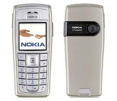 New/Unused Nokia 6230i Mobile - Black and White Color