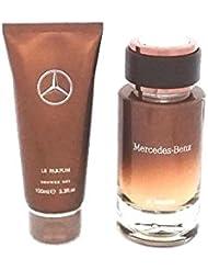 Mercedes-Benz LE PARFUM for Men 120 ml EdP Spray, 100 ml Duschgel