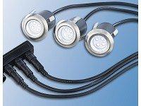 """Lunartec LED-Einbauleuchten 6er-Set """"Easy"""" IP44 / 230V von Lunartec - Lampenhans.de"""