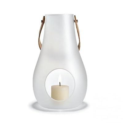 Design with Light Laterne satiniert von Holmegaard - Du und dein Garten