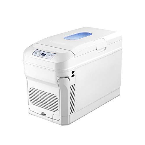 Kühlwagen Kleiner Kühlschrank Mini kleines Zuhause Schlafzimmer Schlafsaal Auto nach Hause Dual-Use-Student einzelne Tür ()
