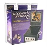 Intec Black Game Screen for GameCube by Intec