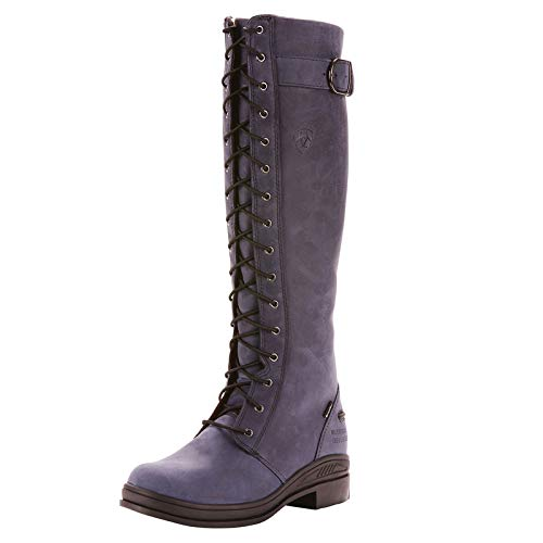 Ariat Womens Coniston h20 Boot Navy UK6 EU39 US8.5 Ariat Lace-up Boots