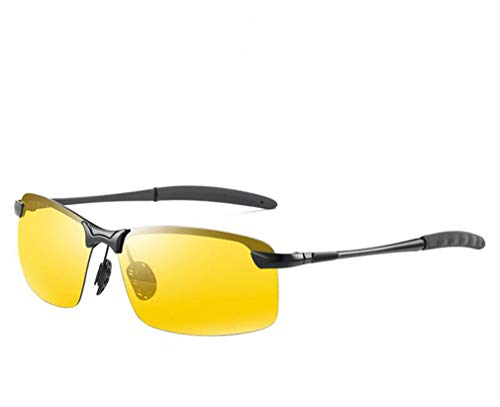 YINshop Sonnenbrille, polarisierte Sport-TAC-Linsen Superlight Frame Baseball Golf Radfahren Angeln Laufen Fahren A