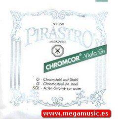 CUERDA VIOLA - Pirastro (Chromcor 329320) (Cromo) 3ª Medium Viola 4/4