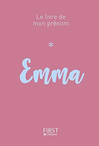 Le Livre de mon prénom - Emma par Jules LEBRUN