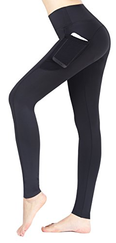 Sugar Pocket Womens Outdoor Fitness Tights Leggings Walking Running Yoga Pants XL