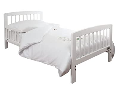 Tippitoes Junior Bed (White)