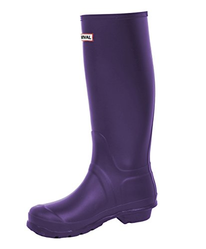 Ladies Womens Wellies Snow Rain Festival Wellington Boots Size UK 3, 4,...