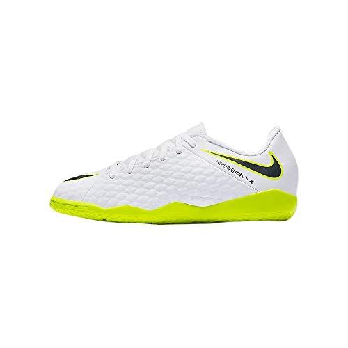 100% authentic 90e2f 40d90 Nike - JR Hypervenom 3 Academy IC - AJ3798107 - Couleur  Blanc - Pointure