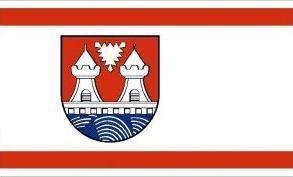Flagge Fahne Itzehoe 90x150 cm NEU
