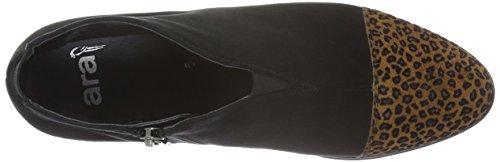 Ara Padua-tron, Bottes Classiques femme Noir - Schwarz (cognac,Schwarz 73)