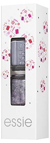 Essie esmalte uñas Navidad Juego Cocktail Bling &