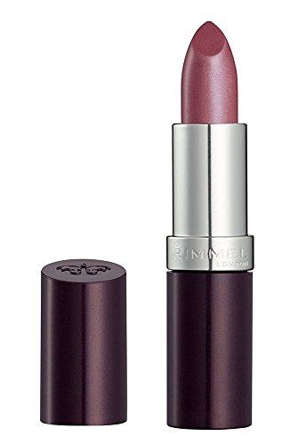 Rimmel London Lasting Finish Lipstick, 66 Heather Shimmer, 4 g