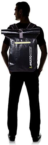 Musto - Borsa 40 Unisex - adulto Nero (Black)
